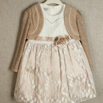 Compleu Lacy Ivory Girl